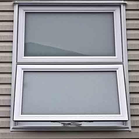 Fenêtres oscillo-battantes